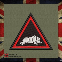 1st Armoured Division...