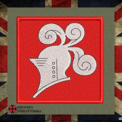 2nd Armoured Division...