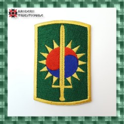 Emblema 8th Military Police...