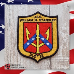 Emblema USS William H....