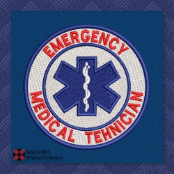 Emblema Emergency Medical...