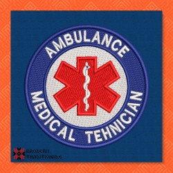 Emblema Ambulance Medical...