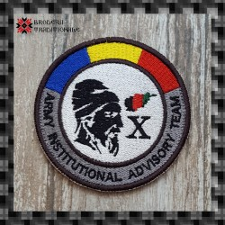 Emblema Army Institutional...