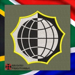 Emblema South African...