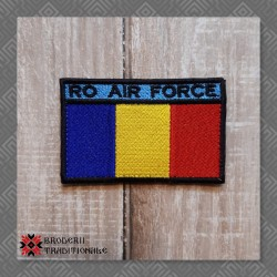 Emblema Tricolor RO AIR FORCE