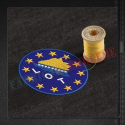 Emblema EUFOR LOT in...