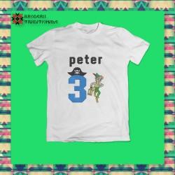 Tricou Peter Pan