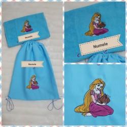 Set Gradinita Rapunzel